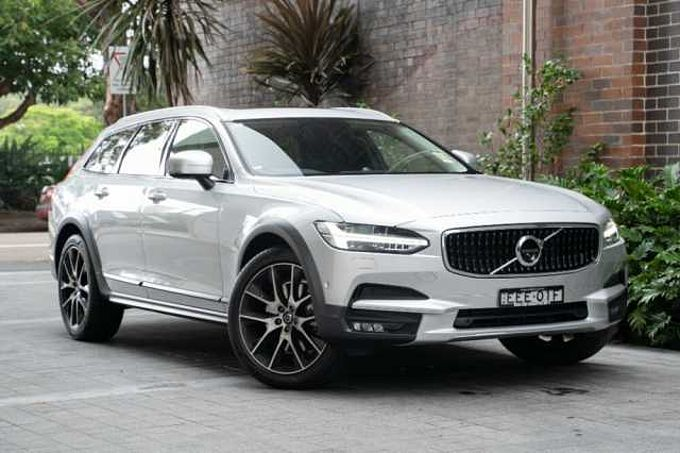 Volvo V90 Cross Country P Series D5