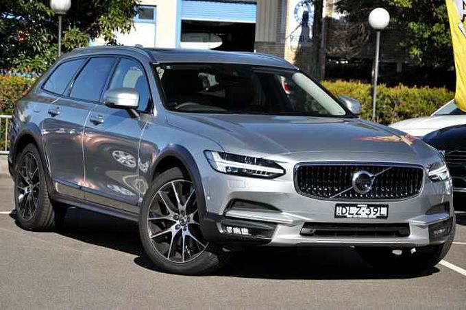 Volvo V90CC V90 Cross Country D5 Inscription